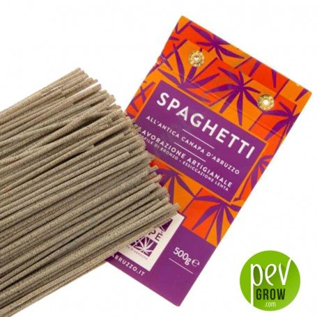 Hemp spaghetti