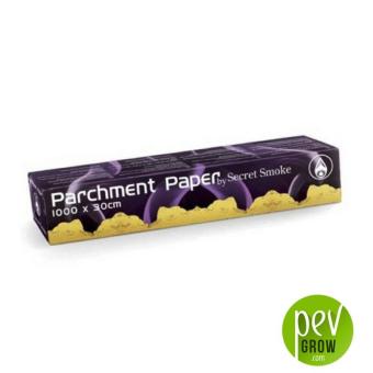 Papel BHO Parchment Paper Secret Smoke