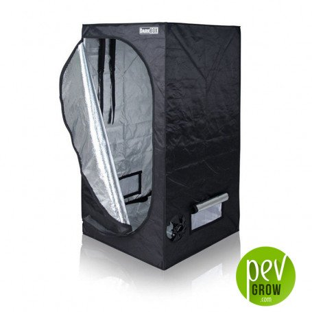 Armario Dark Box 100 x 100 x 200 cm