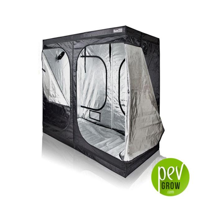 Armoire Dark Box 240 x 120 x 200 cm.