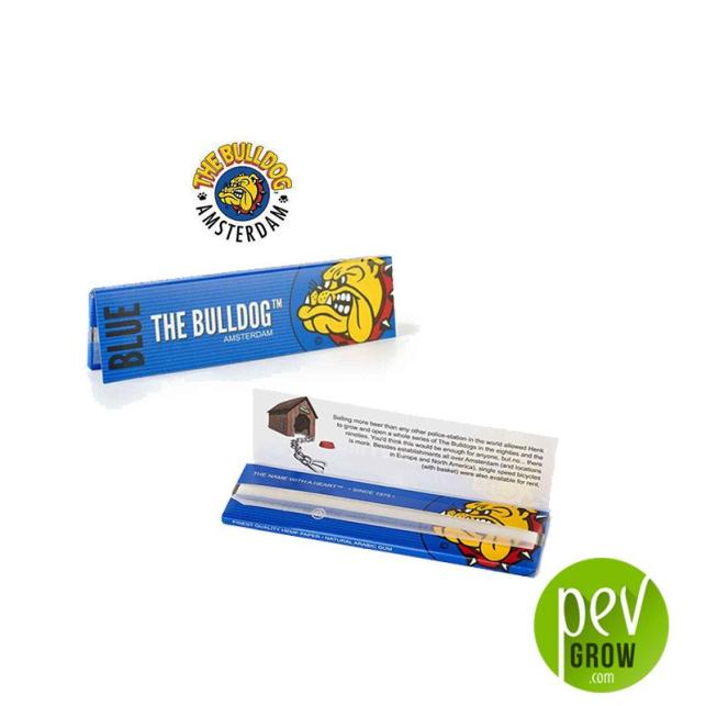 Papier Ksr Blue The Bulldog - 1 livret (1 unité)