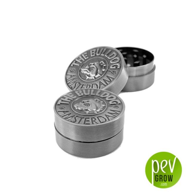 Grinder Aluminium The Bulldog - 2 pièces