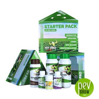 Starter Pack Terra HY-PRO