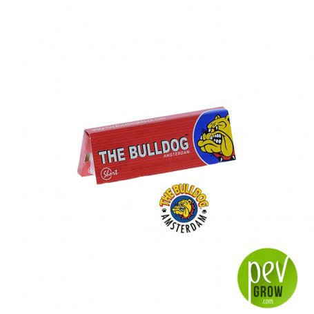 Papel Red Short The Bulldog 1 Librillo