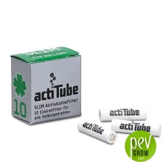 Filtros ActiTube Slim 10