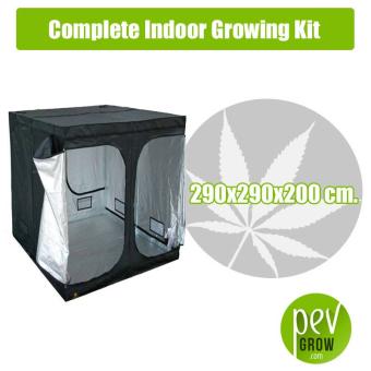 Kit Cultivo Interior Completo 290X290X200 cm.