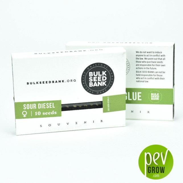Sour Diesel - Bulk Seed Bank