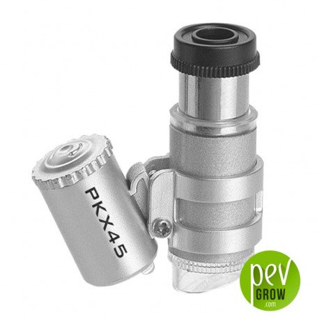 Microscope Mini LED 45X