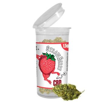 CBD-Blüten Plant of life Strawberry 1,5 g