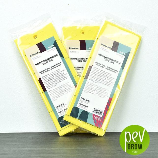 Trampas / Cinta Adhesivas NDL Atrapa-Insectos