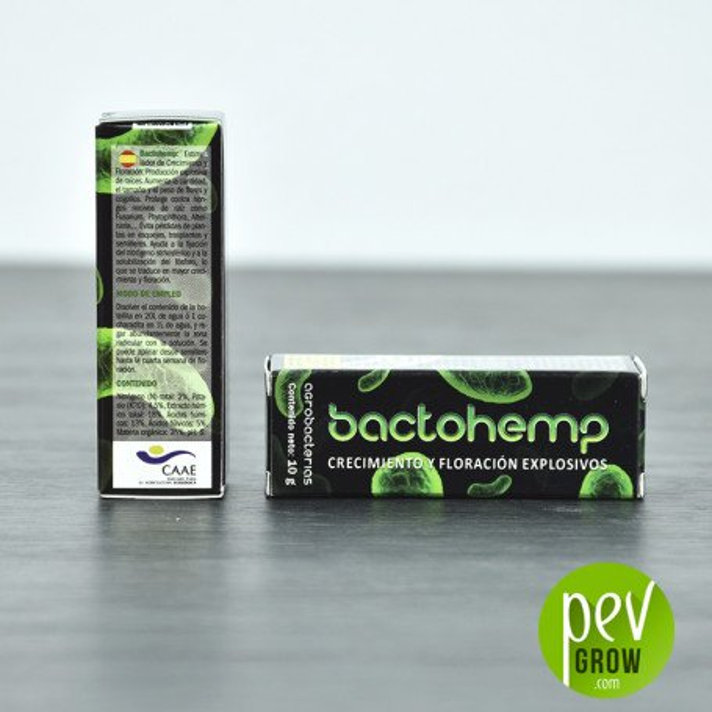 Bactohemp Agrobacterias 10gr