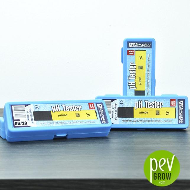 pH-mètre Milwaukee