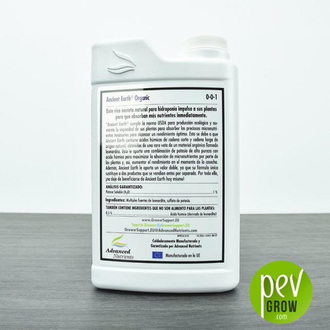 Ancient Earth Organic - Advanced Nutrients