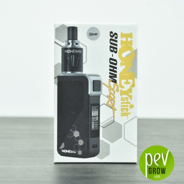 Sub Ohm Sport Vaporizer - Honeystick package