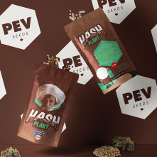 Hash Plant PEV Bank Seeds