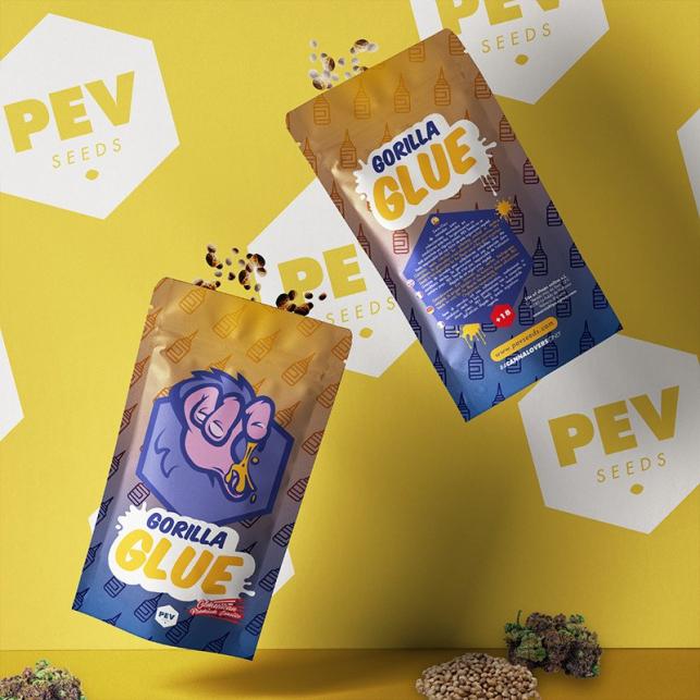 Gorilla Glue PEV Bank Seeds