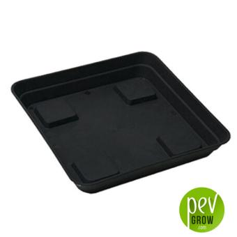 Square pot plate