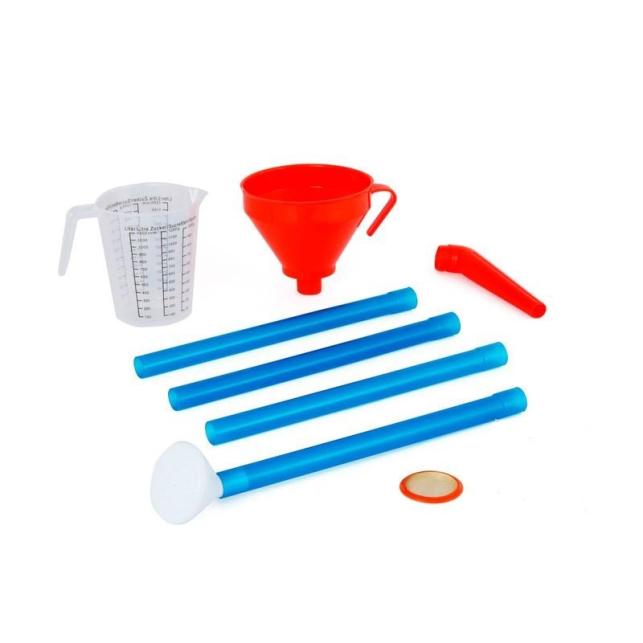 Kit de riego fácil manual