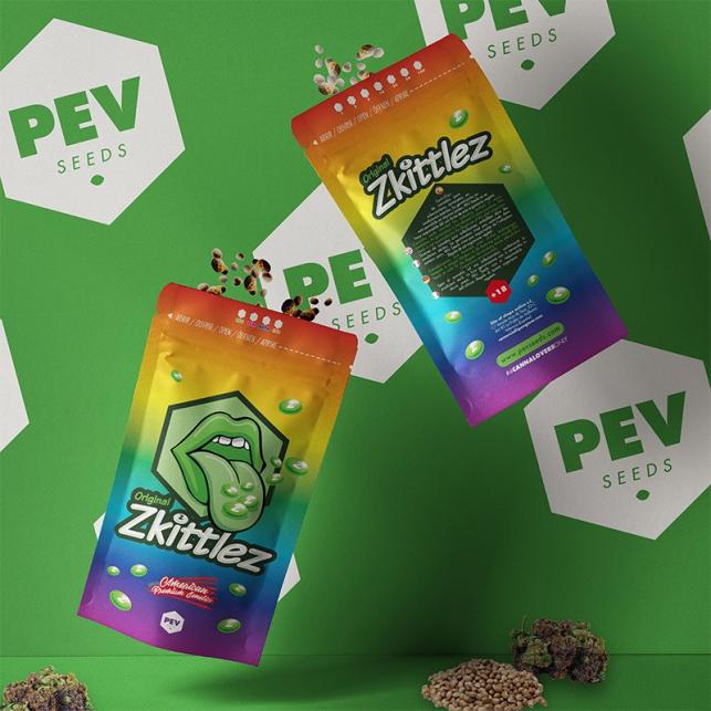 Original Zkittlez - PEV Bank Seeds