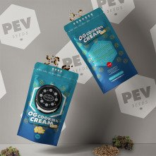 OG Cookies Cream CBD - PEV Bank Seeds