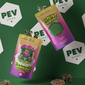 Fucking Incredible - PEV Bank Seeds