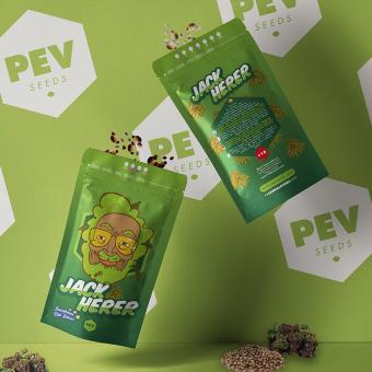 Jack Herer - PEV Bank Seeds