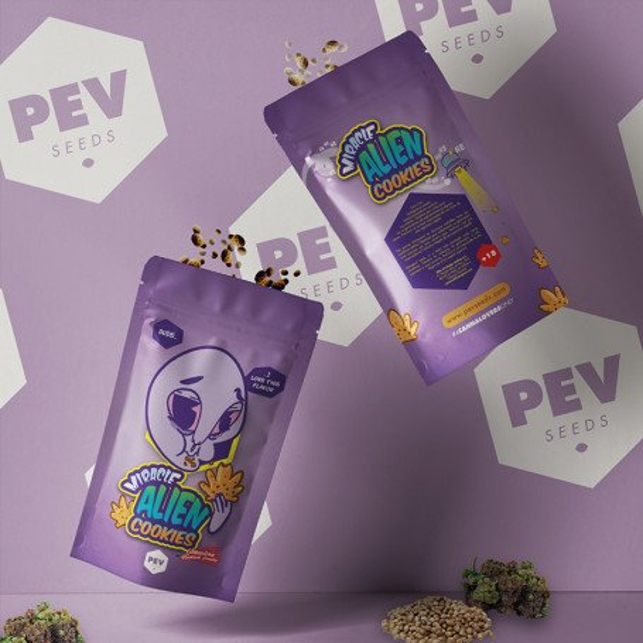 Miracle Alien Cookies (MAC) - PEV Bank Seeds