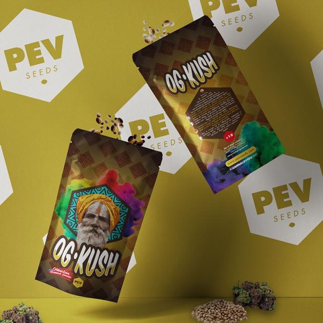 OG Kush - PEV Bank Seeds