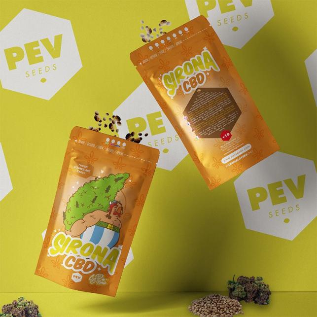 Sirona CBD PEV Bank Seeds