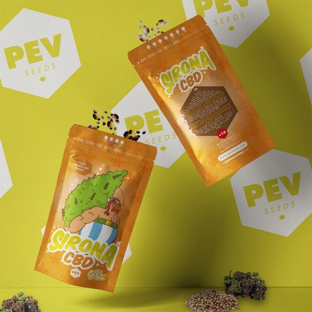 Sirona CBD PEV Bank Seeds