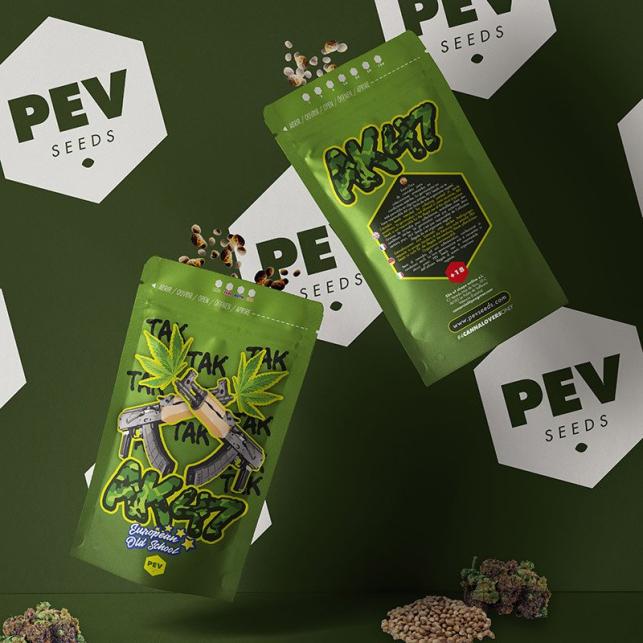 AK 47 Auto PEV Bank Seeds