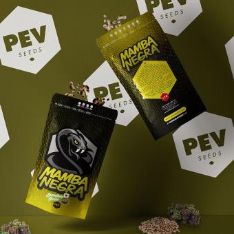 Mamba Negra Auto PEV Bank Seeds