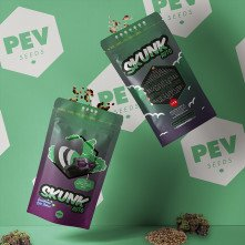 Skunk Auto - PEV Bank Seeds