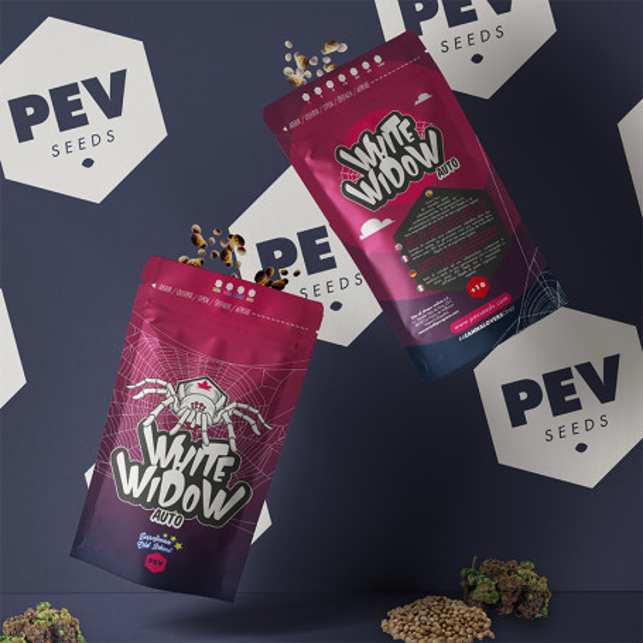 White Widow Auto PEV Bank Seeds
