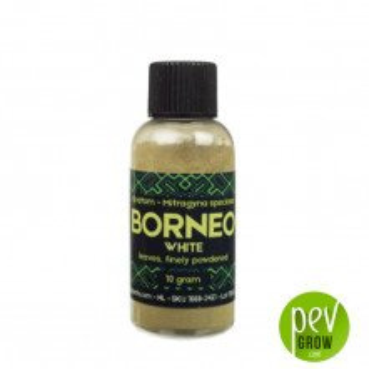 Kratom Borneo white vein