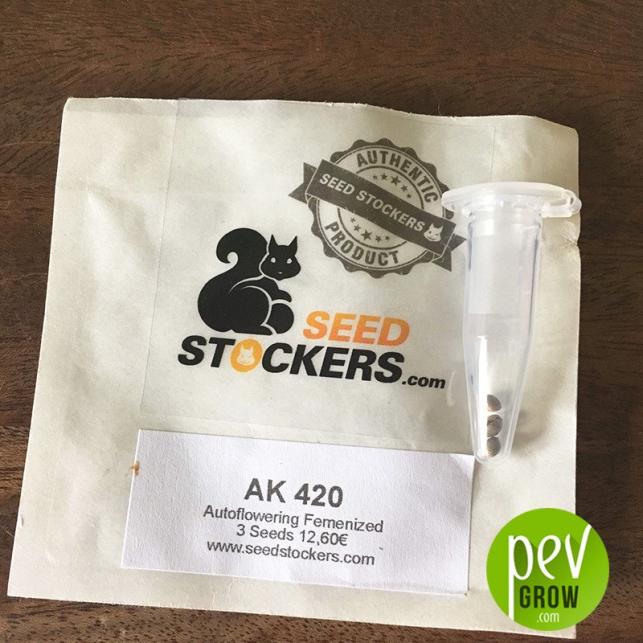 AK420 - Seed Stockers