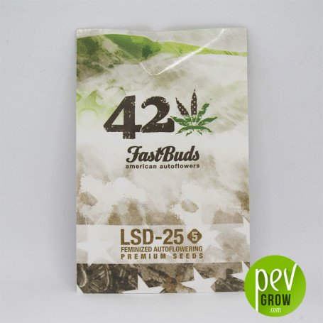 LSD 25 - FastBuds