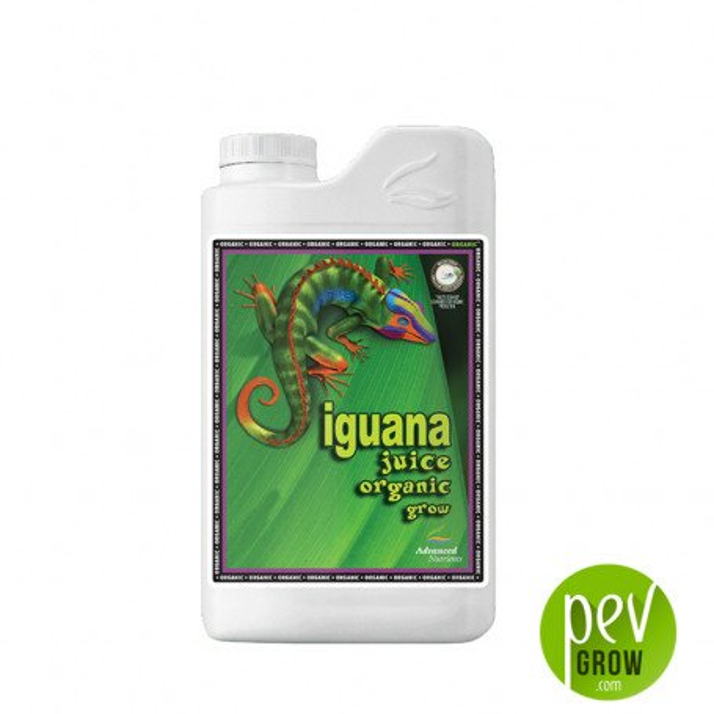 Iguana Juice Organic Grow OIM 1L Advanced Nutrients