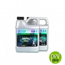 Impact Grow A+B 500ml Grotek