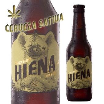 Bière Hiena Sativa