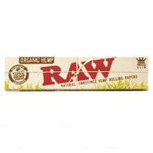 Papel Raw 1 1/4 - King Size Slim