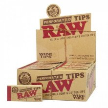 RAW Tips- Wide Organique