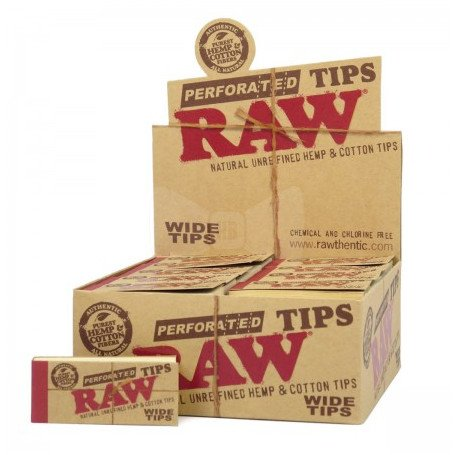 RAW Tips- Wide Orgánico