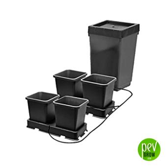 Système de culture hydroponique AutoPot Easy2grow - Kit 4 (4x Pots 8,5L)