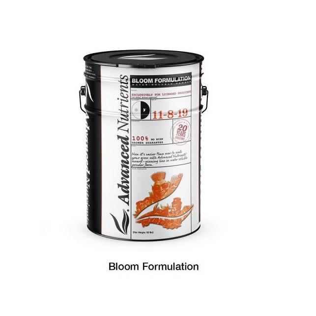 Bloom Formulation Water Soluble Powders