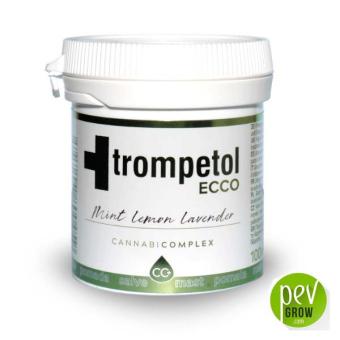 Trompetol pommade Ecco & Peppermint, Lemon & Lavender