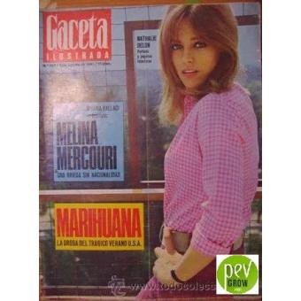 Original Magazine Gaceta Ilustrada Nº 565. 6 August 1967