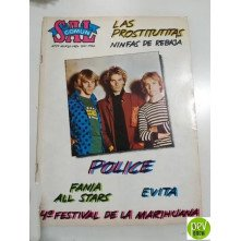 Magazine Original Sal común n° 37 mars 1981