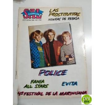 Original-Zeitschrift Sal Común 37 (März 1981)