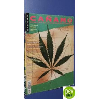 Zeitschrift Cáñamo: Cannabis-Kultur, 1 (Sommer 1997)